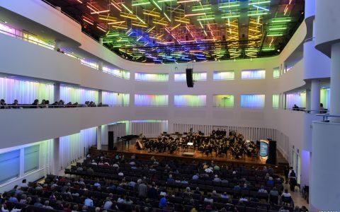 Concertzaal Tilburg 17 oktober 2021