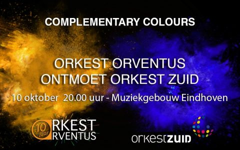 Complementary Colours<br>10 oktober 2020