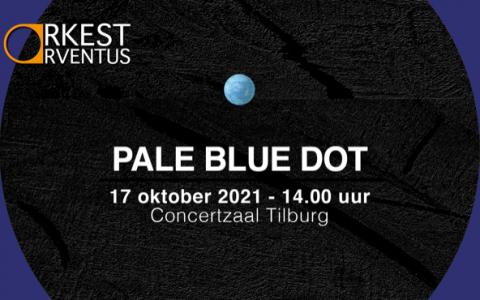 Pale Blue Dot <br> 17 oktober 2021